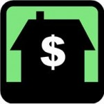 House with dollar sign illustrates why banks consider short sale offers