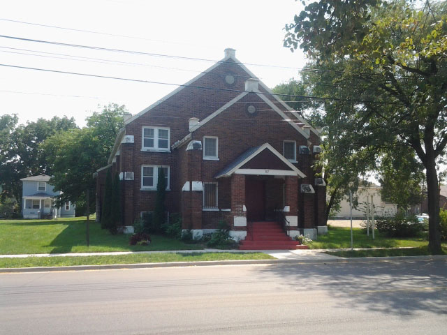 kalamazoo downtown church building for sale greater