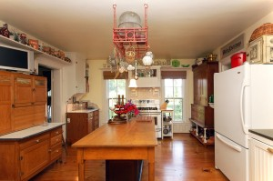 Gorgeous kitchen in Kalamazoo historic home for sale - 9286 W D Ave