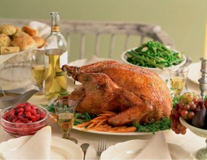 Giving thanks for kitchens at Thanksgiving