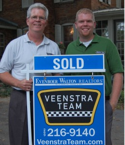 Veenstra Team Highly recommended Kalamazoo sellers' and buyers' agents!