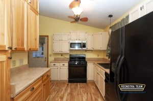 2326 Benton is a house that is read to move in to...and is very affordable! Check it out!