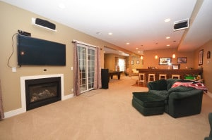 Image of Kalamazoo home for sale living room
