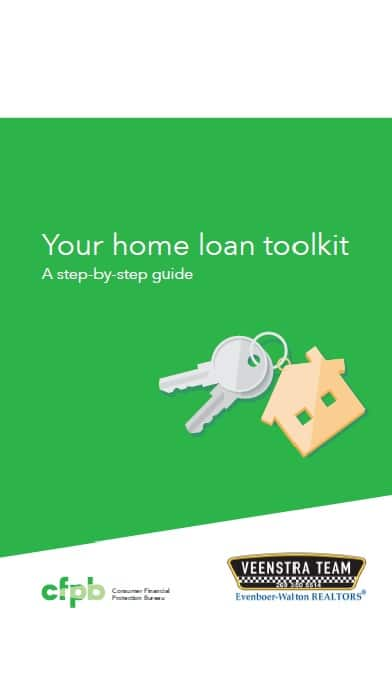 Home Loan Toolkit - provided by the Veenstra Team