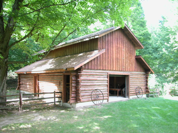 Rural Development loans can help you buy this barn
