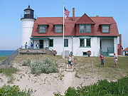 Point Betsie Light, Frankfort, MI Photo by MJCdetroit