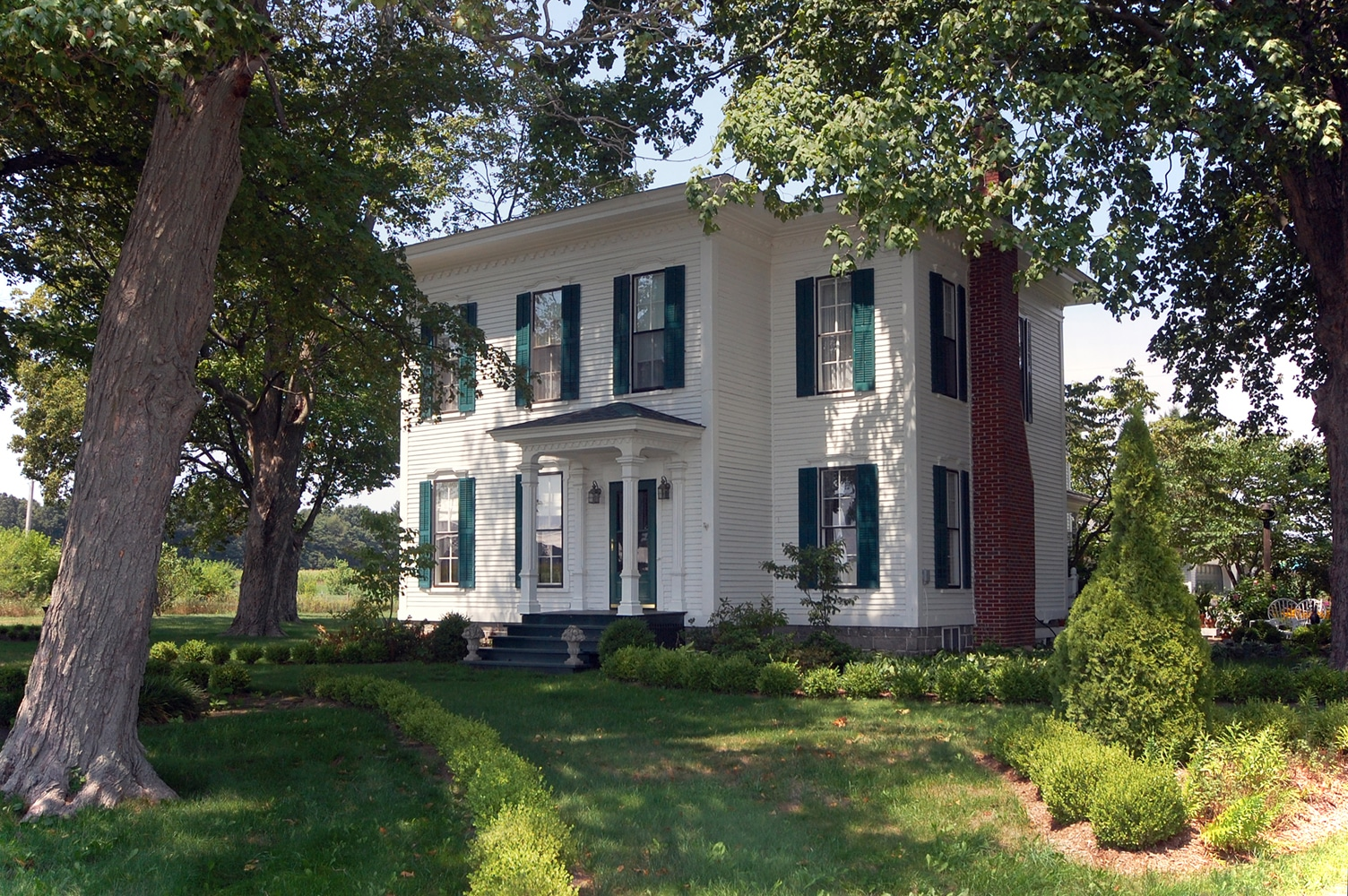 Historic Home For Sale Kalamazoo Real Estate 9286 W D